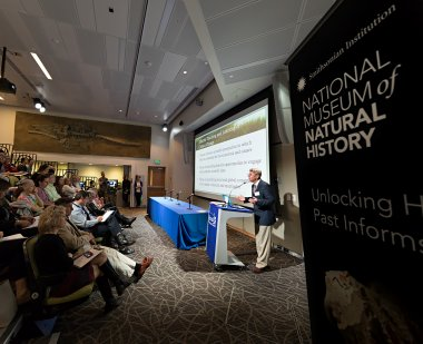 J. Randy McGinnis Presents at Smithsonian
