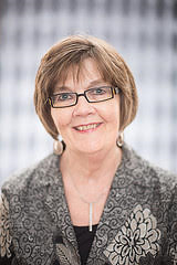 Photo of Dr. Francine Hultgren
