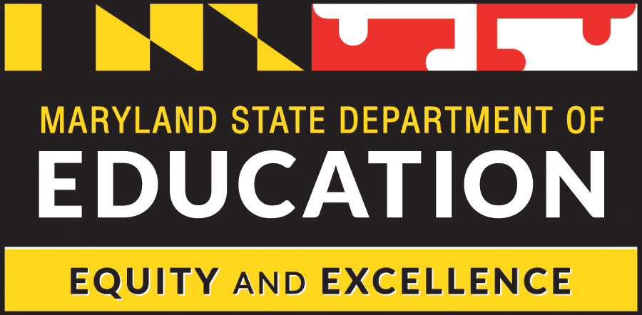 This is the MSDE logo.