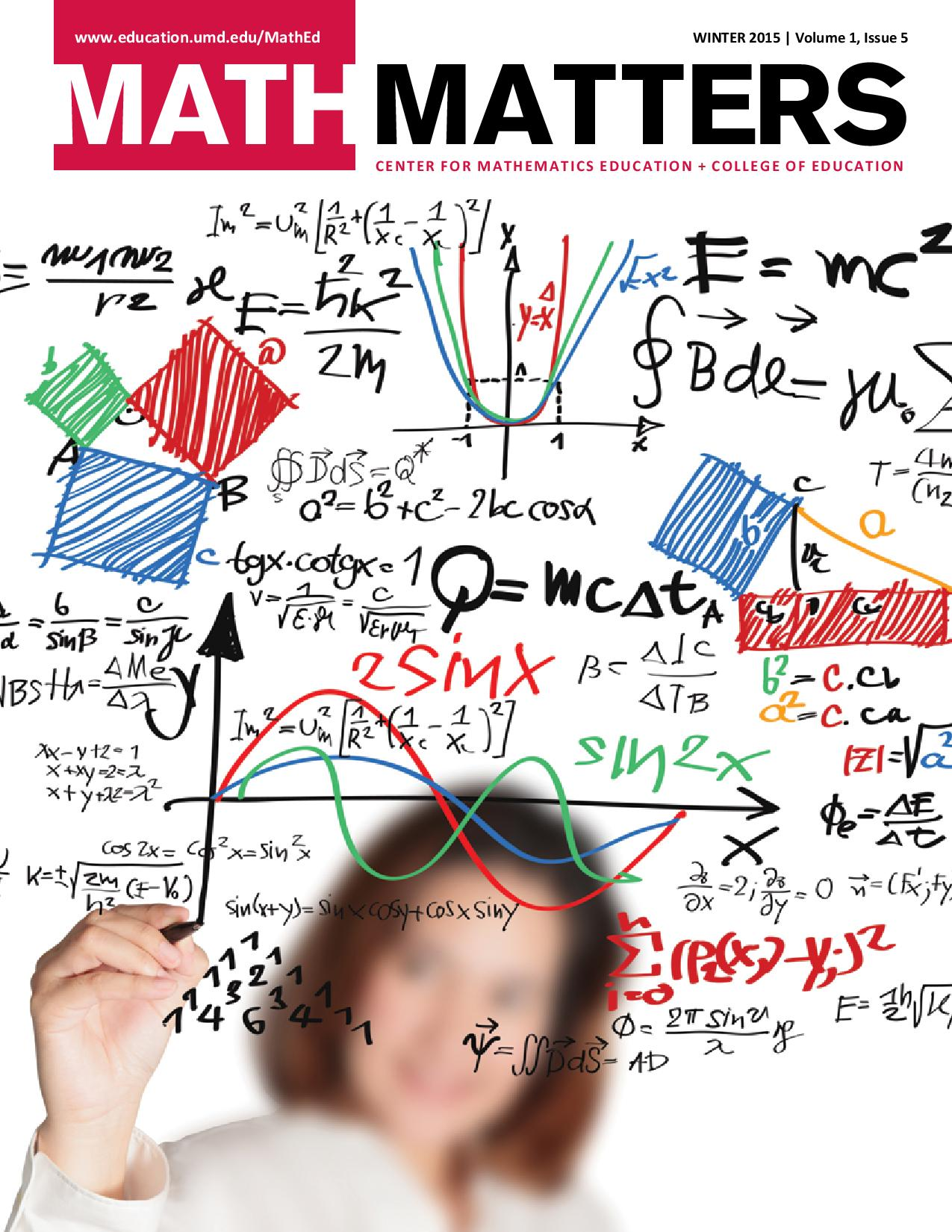 MathMattersW2015_Front Cover