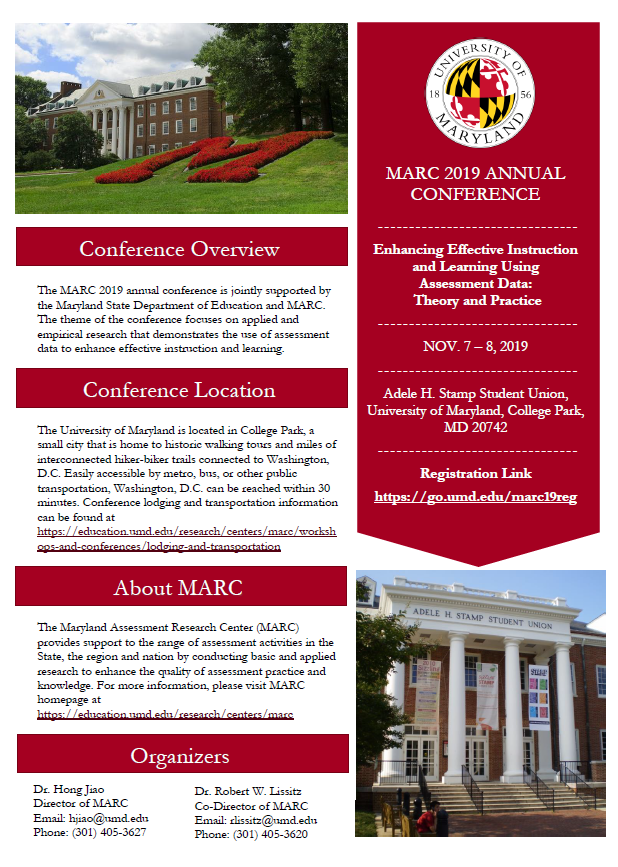 Marc 2019 conference
