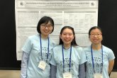 Cixin Wang and Advisees at SRCD
