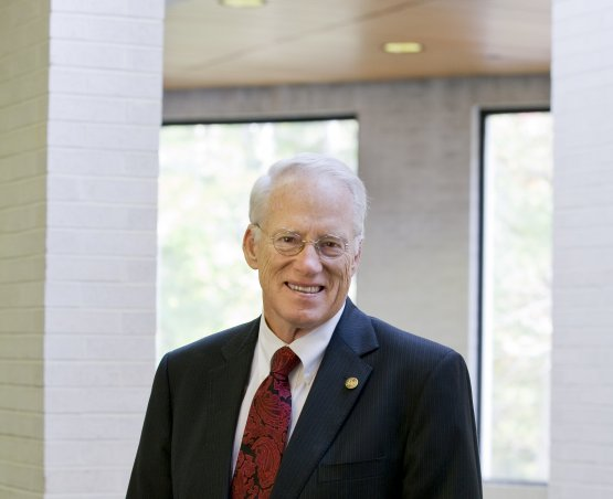 "Chancellor Emeritus William E. ""Brit"" Kirwan"