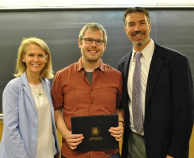 COE Honors Faculty, Staff and Students at Annual Awards