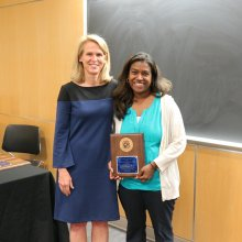 Dean Rice and Geetha Ramani