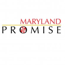 This is the Promise logo.