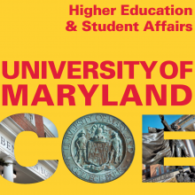 Higher Education and Student Affairs at University of Maryland COE