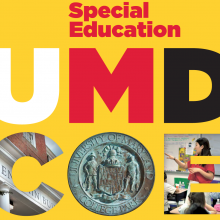 Special Education at University of Maryland COE